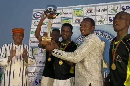 Tournoi maracana Fair play : Aziz poulet vainqueur de la 6è édition