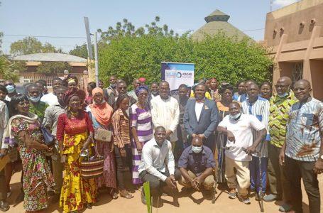 Burkina : le Foscao plaide pour une CEDEAO inclusive, de paix et de développement économique pour les citoyens